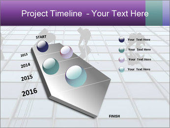 Men Cleaning Building Facade PowerPoint Template - Slide 26