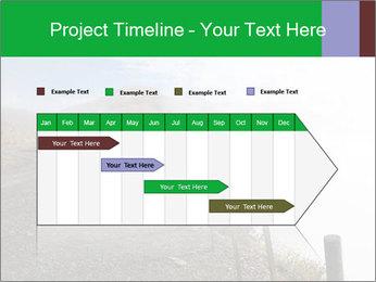 Gravel Road PowerPoint Templates - Slide 25