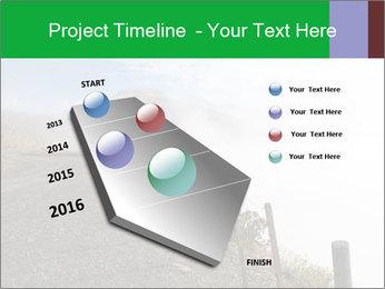 Gravel Road PowerPoint Templates - Slide 26