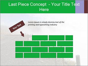Gravel Road PowerPoint Templates - Slide 46