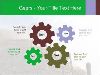 Gravel Road PowerPoint Templates - Slide 47