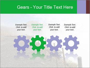 Gravel Road PowerPoint Templates - Slide 48