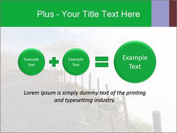 Gravel Road PowerPoint Templates - Slide 75