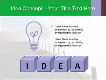 Gravel Road PowerPoint Templates - Slide 80