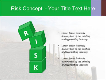 Gravel Road PowerPoint Templates - Slide 81