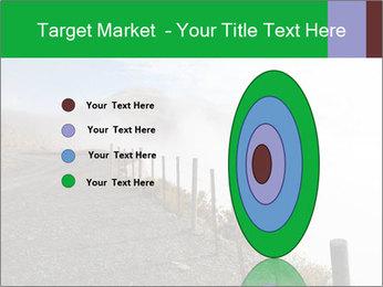 Gravel Road PowerPoint Template - Slide 84