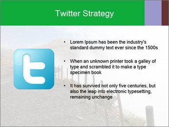 Gravel Road PowerPoint Templates - Slide 9