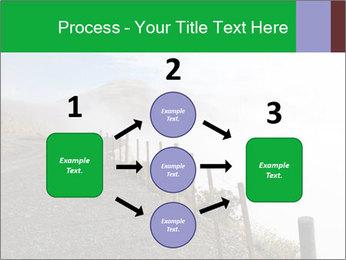 Gravel Road PowerPoint Template - Slide 92