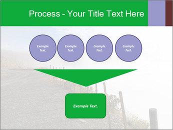 Gravel Road PowerPoint Templates - Slide 93