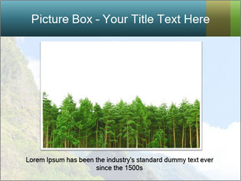 Pure Natural Landscape PowerPoint Template - Slide 15