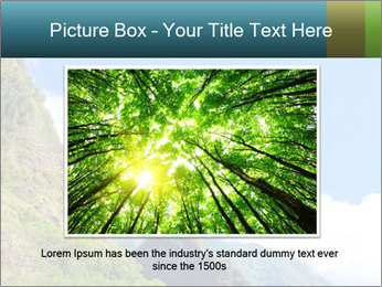 Pure Natural Landscape PowerPoint Template - Slide 16