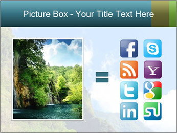 Pure Natural Landscape PowerPoint Template - Slide 21