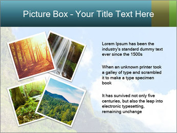 Pure Natural Landscape PowerPoint Template - Slide 23