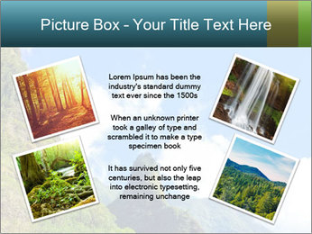 Pure Natural Landscape PowerPoint Template - Slide 24
