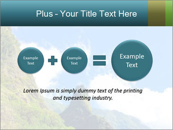 Pure Natural Landscape PowerPoint Template - Slide 75