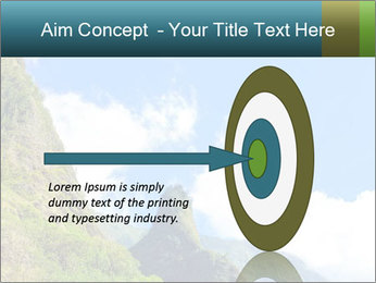 Pure Natural Landscape PowerPoint Template - Slide 83