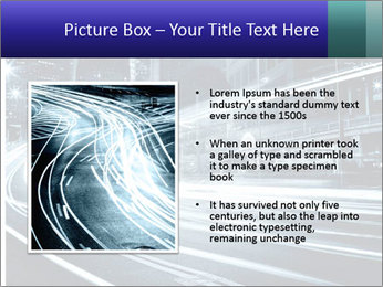 Night Metropolitan PowerPoint Template - Slide 13