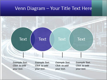 Night Metropolitan PowerPoint Template - Slide 32