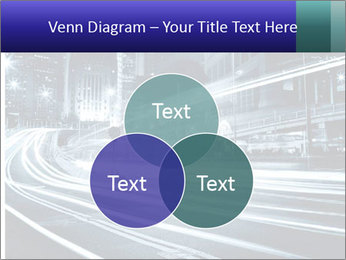 Night Metropolitan PowerPoint Template - Slide 33