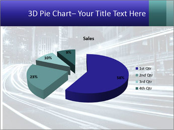 Night Metropolitan PowerPoint Template - Slide 35