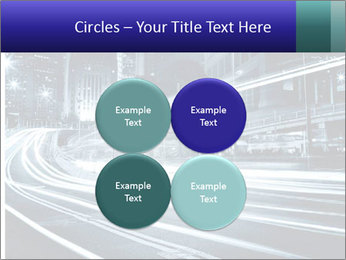 Night Metropolitan PowerPoint Template - Slide 38