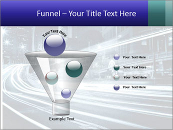 Night Metropolitan PowerPoint Template - Slide 63