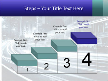 Night Metropolitan PowerPoint Template - Slide 64