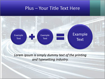 Night Metropolitan PowerPoint Template - Slide 75