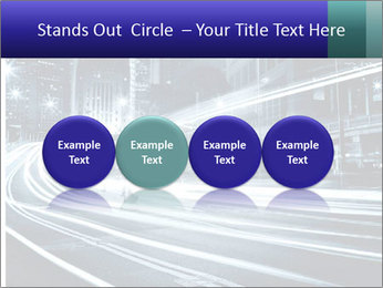 Night Metropolitan PowerPoint Template - Slide 76