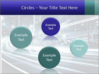 Night Metropolitan PowerPoint Template - Slide 77