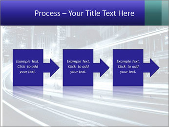 Night Metropolitan PowerPoint Template - Slide 88