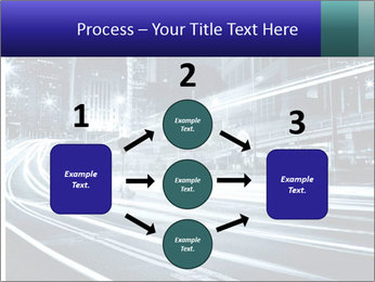 Night Metropolitan PowerPoint Template - Slide 92