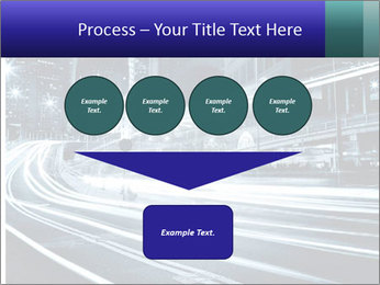 Night Metropolitan PowerPoint Template - Slide 93