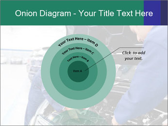 Men Fixing Vehicle PowerPoint Templates - Slide 61