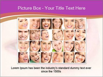 Teeth After Whitening PowerPoint Template - Slide 16