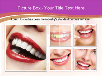 Teeth After Whitening PowerPoint Template - Slide 19