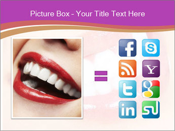 Teeth After Whitening PowerPoint Template - Slide 21