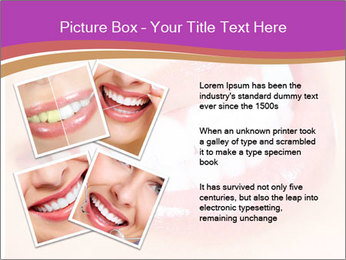 Teeth After Whitening PowerPoint Template - Slide 23