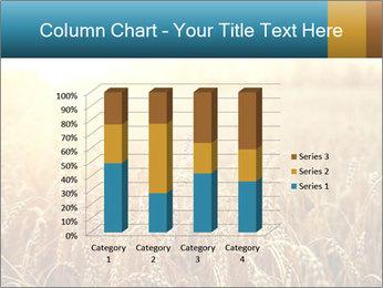 Golden Field PowerPoint Template - Slide 50