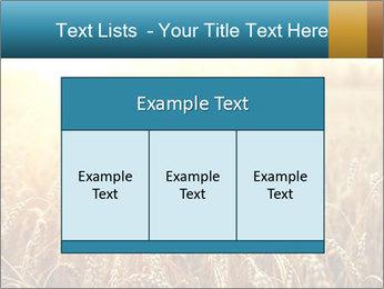 Golden Field PowerPoint Template - Slide 59