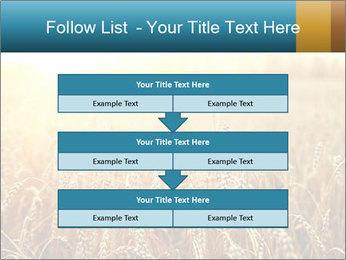 Golden Field PowerPoint Template - Slide 60