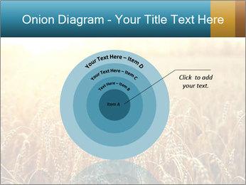 Golden Field PowerPoint Template - Slide 61