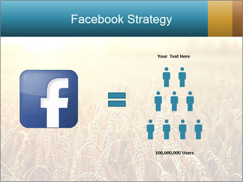 Golden Field PowerPoint Template - Slide 7
