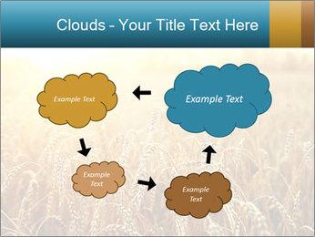 Golden Field PowerPoint Template - Slide 72