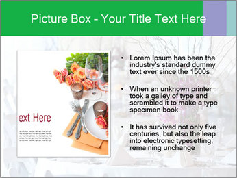 Bridal Catering PowerPoint Templates - Slide 13