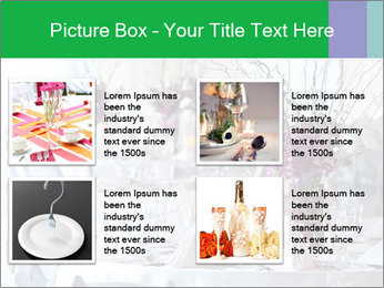Bridal Catering PowerPoint Templates - Slide 14