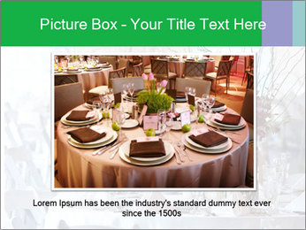 Bridal Catering PowerPoint Templates - Slide 15