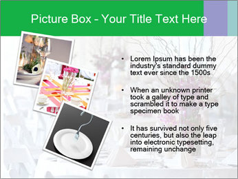 Bridal Catering PowerPoint Templates - Slide 17