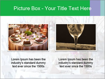 Bridal Catering PowerPoint Templates - Slide 18