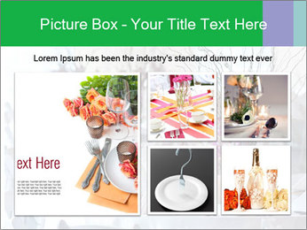 Bridal Catering PowerPoint Templates - Slide 19